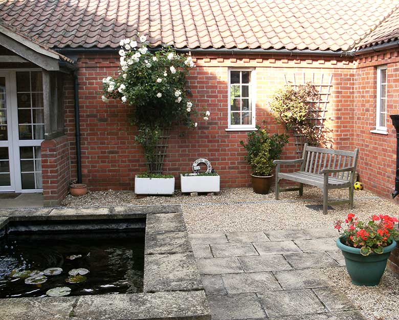 Care home facilities in West Norfolk